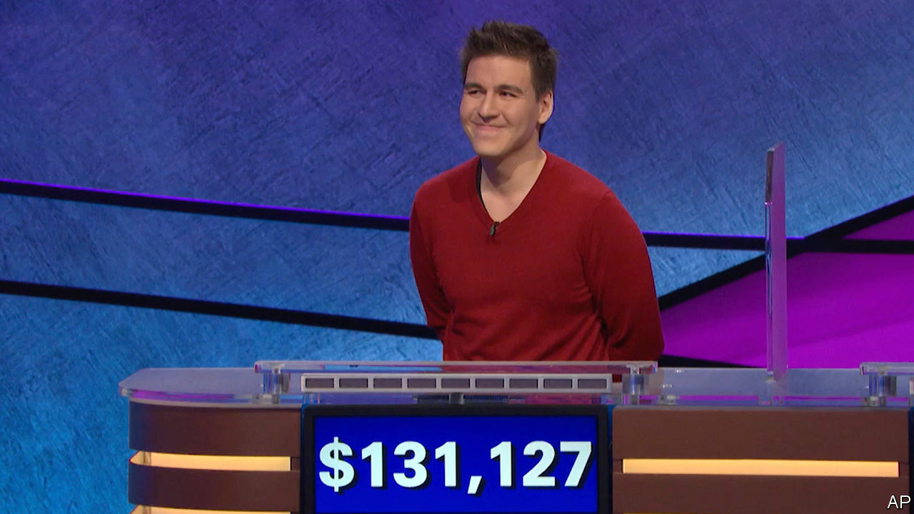"""The new savant of """"Jeopardy!"""" will need luck as well as skill"""