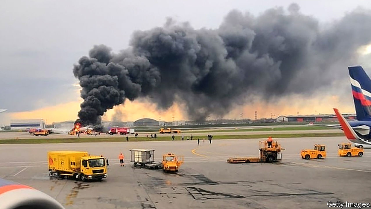 A plane crash in Moscow raises safety questions about the Sukhoi Superjet