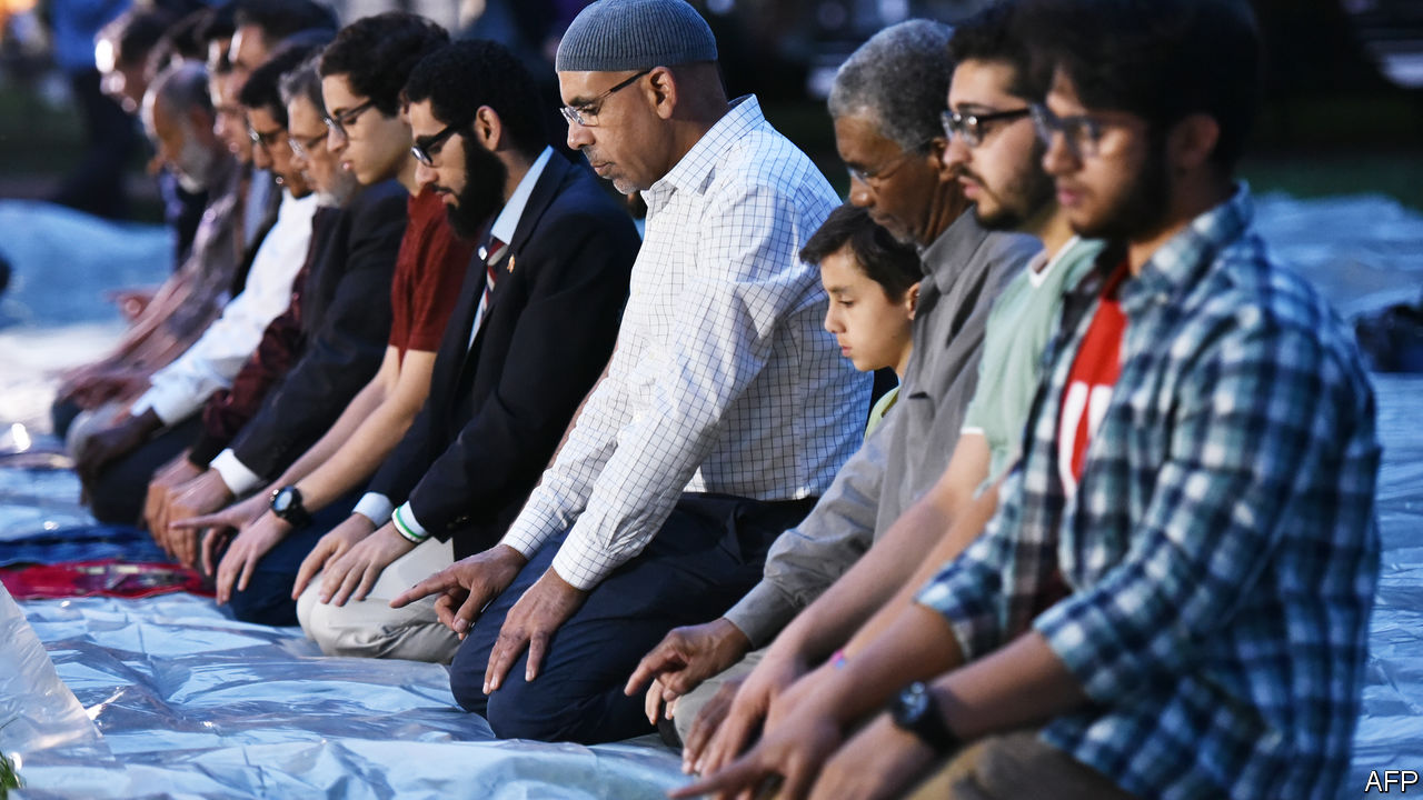 For Western leaders, Ramadan is a time to reassure the world of Islam