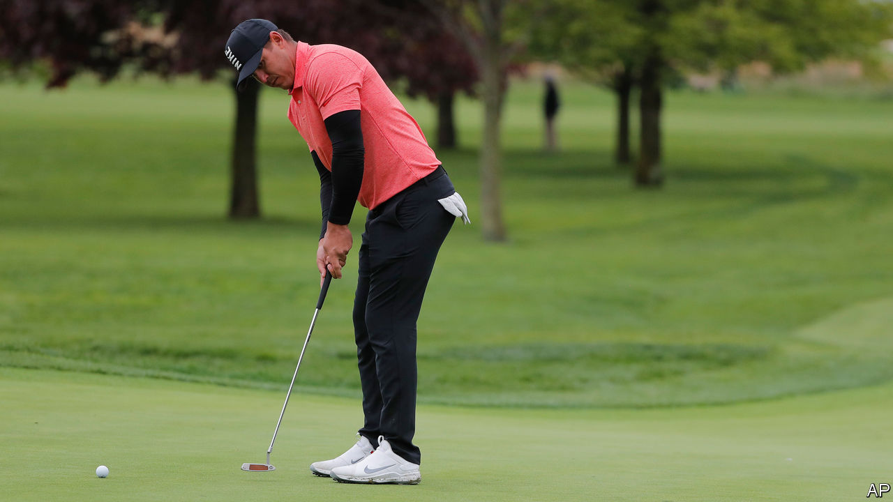 Brooks Koepka saves his best work for a major yet again
