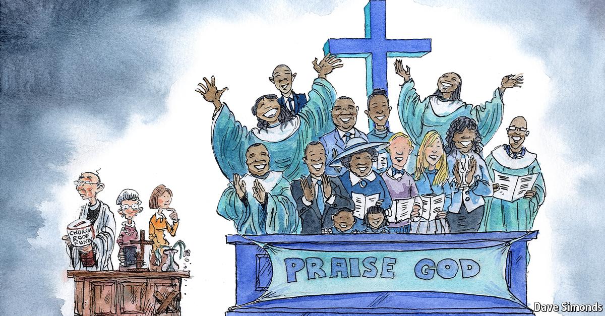 Comments on Resurrection?   The Economist