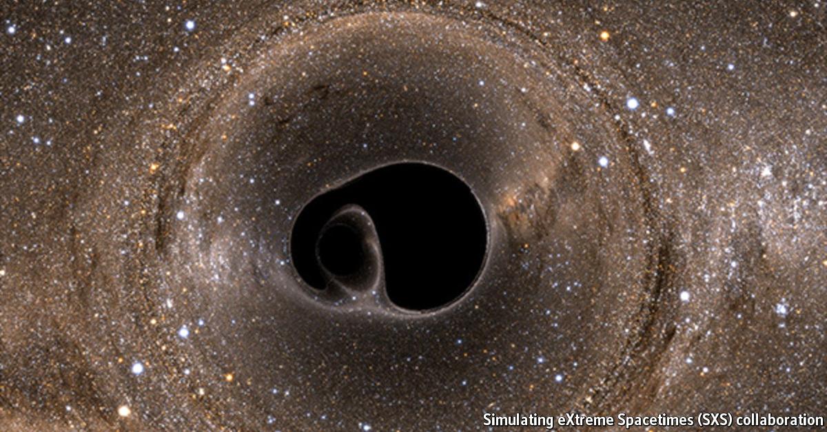 black holes detected - photo #2