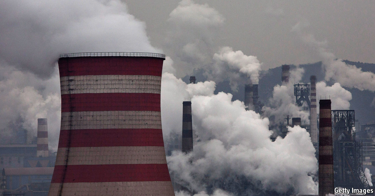 Comments on The world's carbon-dioxide emissions have stabilised