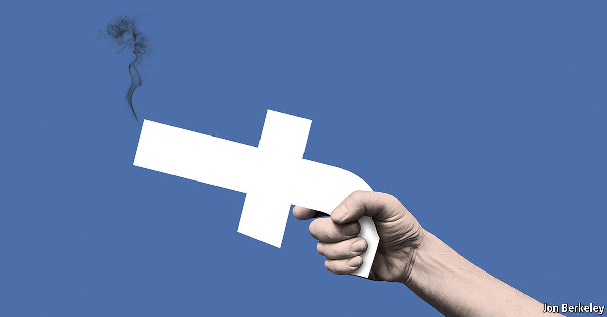 Comments on Do social media threaten democracy? | The Economist