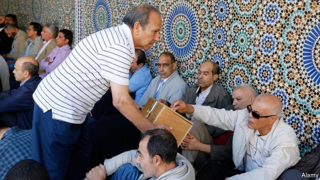 Charities Eye A Muslim Wealth Tax