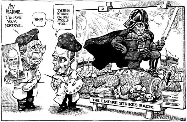 Kal S Cartoon The Economist