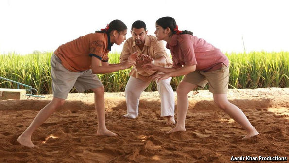 Why Indians love sports films