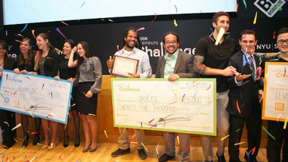 Largest college business plan competitions