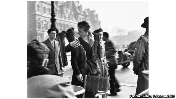 Robert Doisneau, shy street photographer