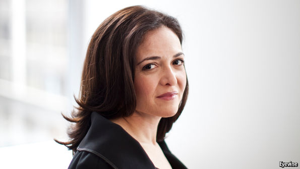 Sheryl Sandberg on grief