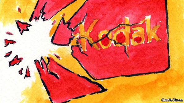 Why kodak failed and how
