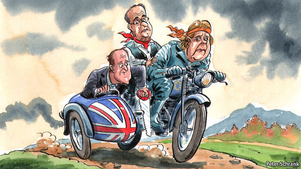 britain relationship with the european union
