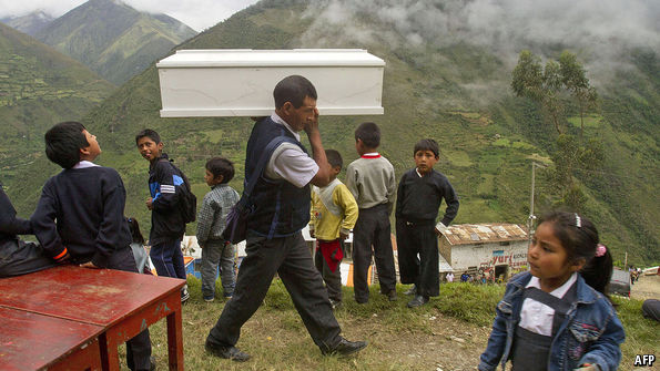 conflict in peru Concept: internal conflict in peru 0 read later this study describes a model to intervene in communities affected by the political violence impacting the ayacucho region of peru since 1980s.