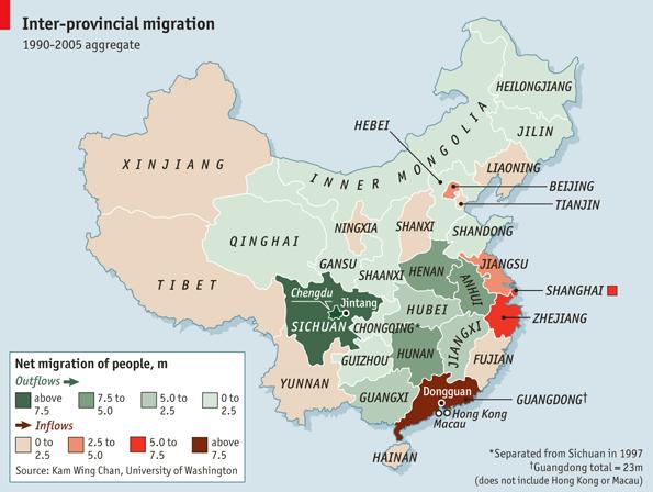 Economics case study china