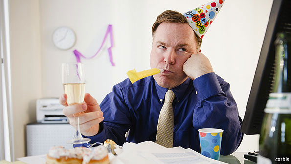 unhappy birthday Unhappy birthday   The financial crisis unhappy birthday