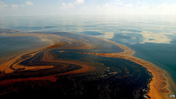 cleaning up the legal spill bp and the deepwater horizon disaster