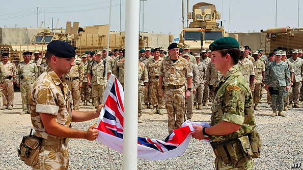 Britain 10 Years On The Iraq War