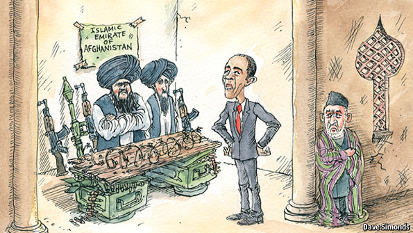 Talking To The Taliban The Future Of Afghanistan