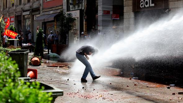 Resentment against Erdogan explodes
