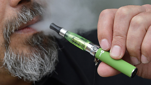 Who opposes e-cigarettes, and why?