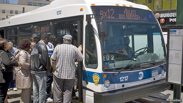 Maybe buses should be free