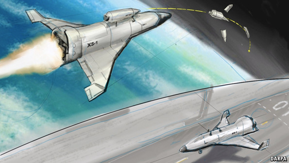 From runway to orbit and back