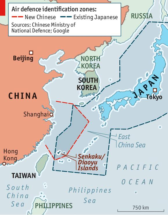 Regional turbulence - The East China Sea