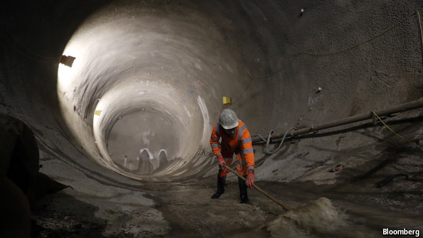 Why are there so many tunnels under London?