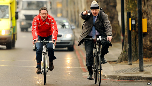 Why does cycling thrive in some cities and not in others?