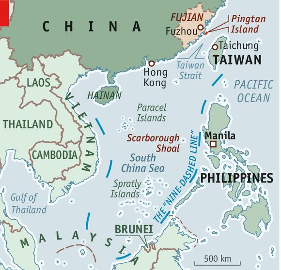 unclos south china sea dispute pdf