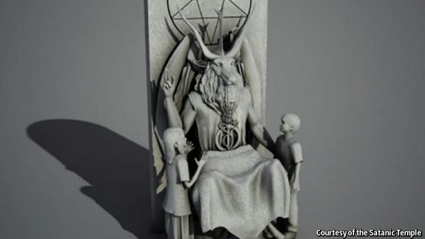 What do Satanists believe?