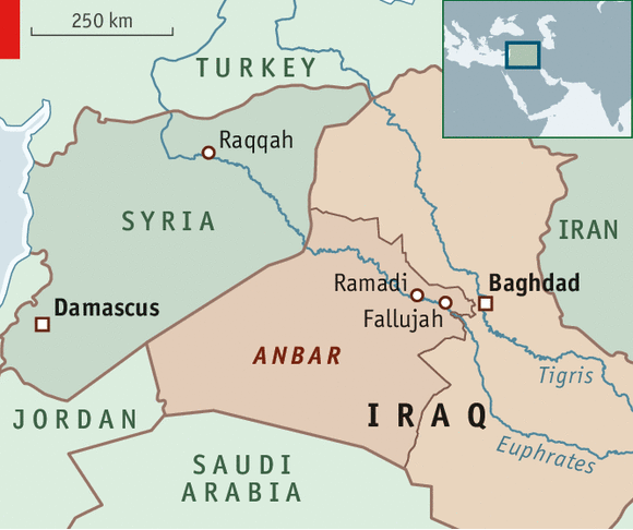 trouble in iraqout of control