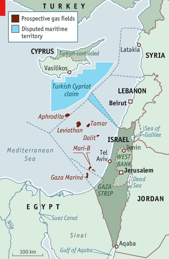 Israel Gaza Natural Gas