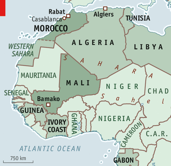 Making more of it  Moroccos role in Africa