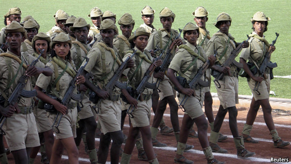 Miserable And Useless National Service In Eritrea