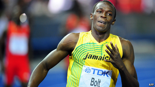 What Usain Bolt can teach banks about financial risk
