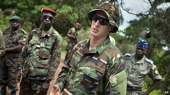 the messy mission to find joseph kony central african republic woes