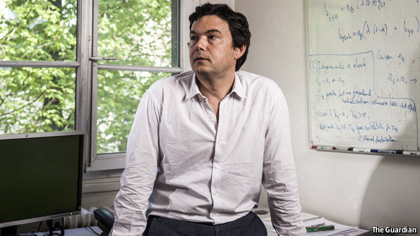 "Thomas Piketty's ""Capital"", summarised in four paragraphs"
