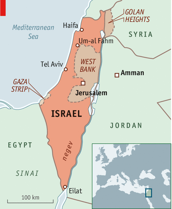 From two wrongs ruin Israelis and Palestinians