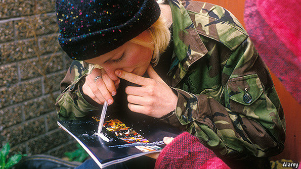 Teens and illegal drugs