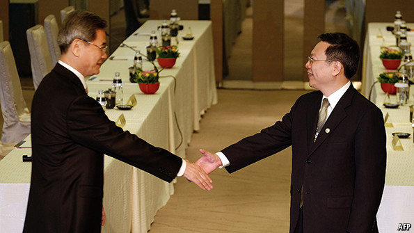 Why china and taiwan are divided the economist explains the economist explains m4hsunfo