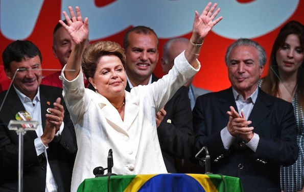 A Riven Country Brazils Presidential Election - Brazil election map