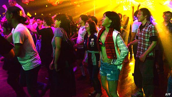 Party on - Nightlife in Japan