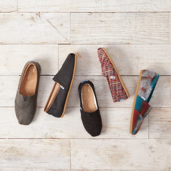 putting the boot in development the economics of toms shoes