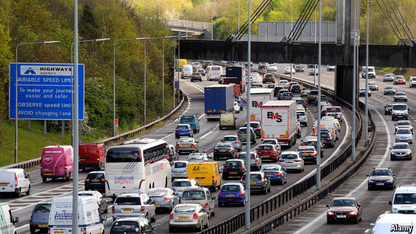 The cost of traffic jams