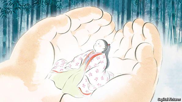 The Tale of Studio Ghibli