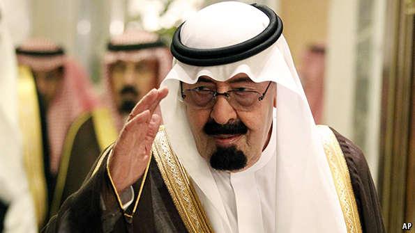 Saudi Arabia's monarchy: The king is dead | The Economist