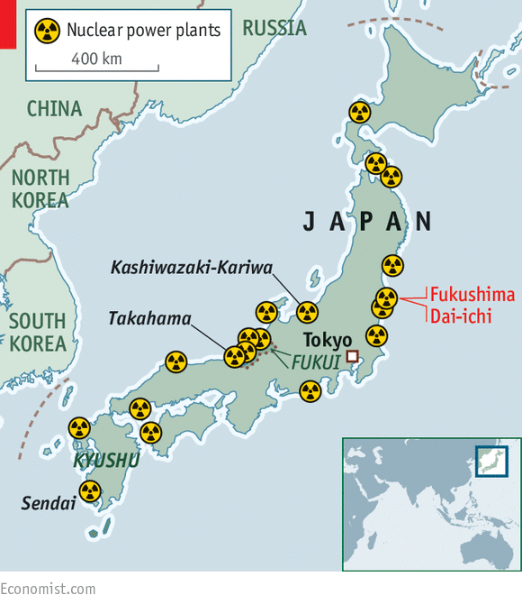 Legal fallout  Nuclear power in Japan