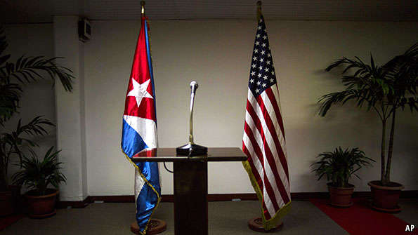 Why the United States and Cuba are cosying up