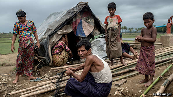 the plight of the rohingya muslims Some 420,000 rohingya muslims, a religious and ethnic minority  facto leader  and nobel laureate, acknowledge the plight of the rohingya.